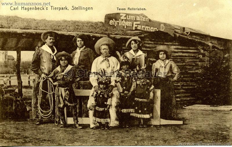 1916 Texas Reiterleben - Texas Reiterleben 2