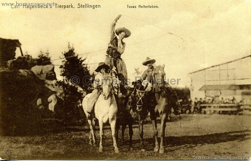 1916 Texas Reiterleben - Texas Reiterleben 3