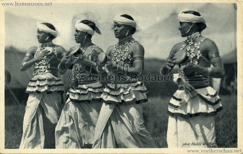 1923 J. Hagenbeck's Singhalesen ? 1