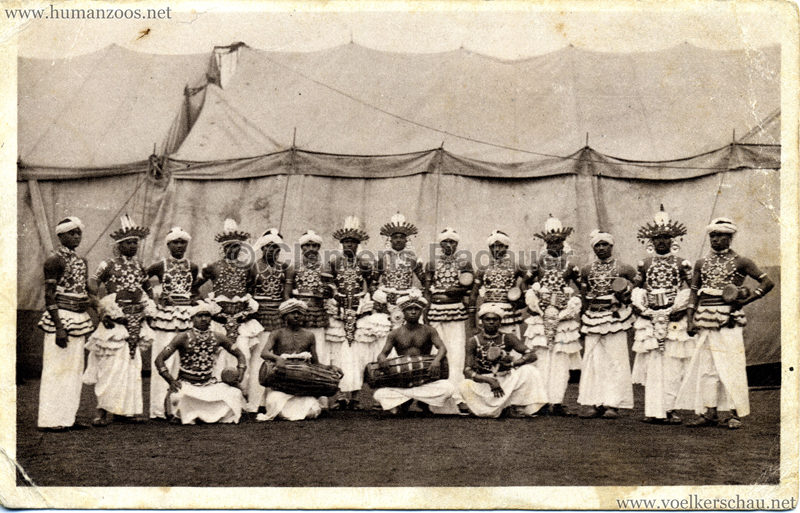 1923 J. Hagenbeck's Singhalesen ? 2
