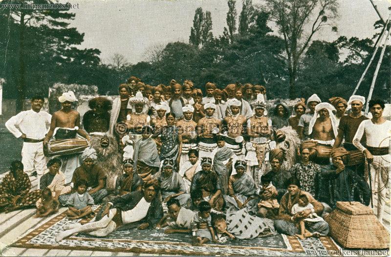 1926 John Hagenbeck's Indienschau 2