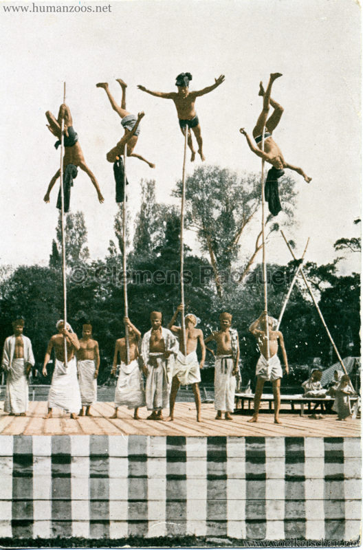 1926 John Hagenbeck's Indienschau 6