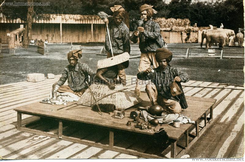 1926 John Hagenbeck's Indienschau 5