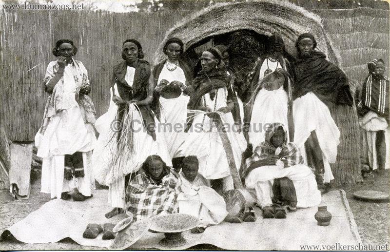 1926 L. Ruhe - John Hagenbeck's Somali-Dorf aus Abessinien 2