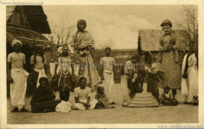1926 (?) Singhalesen Dorf 10