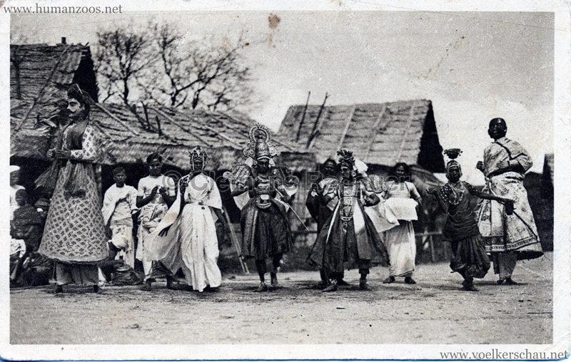 1926 (?) Singhalesen Dorf 11