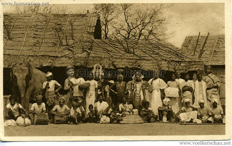 1926 (?) Singhalesen Dorf 2