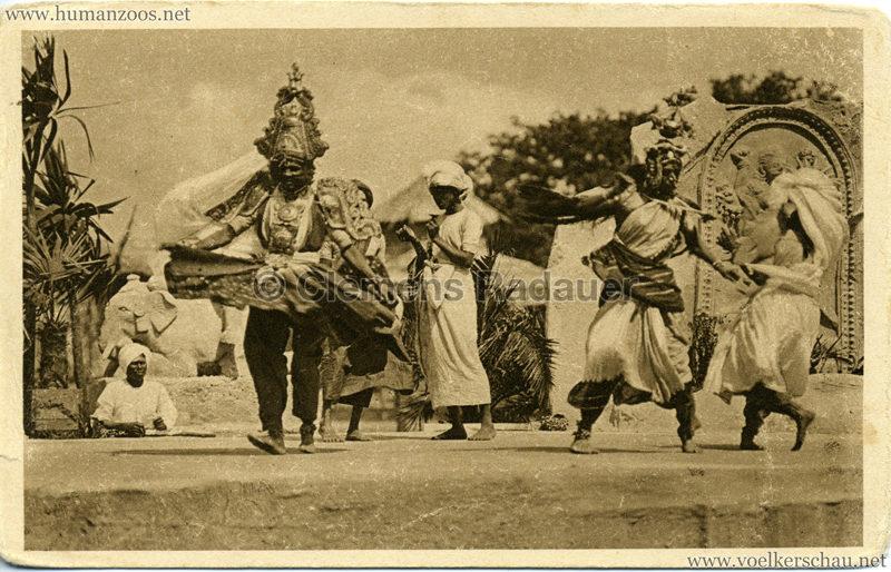 1926 (?) Singhalesen Dorf 4