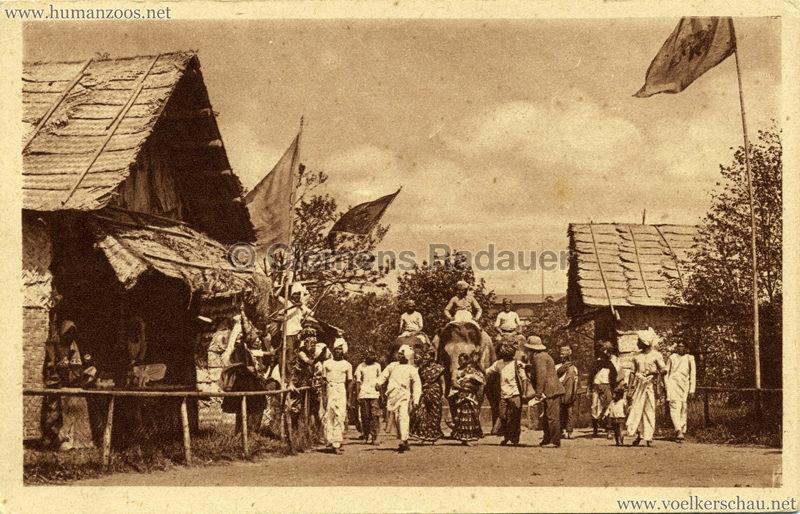 1926 (?) Singhalesen Dorf 5