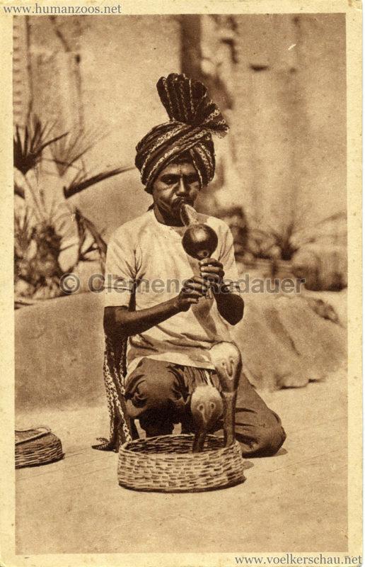 1926 (?) Singhalesen Dorf 6