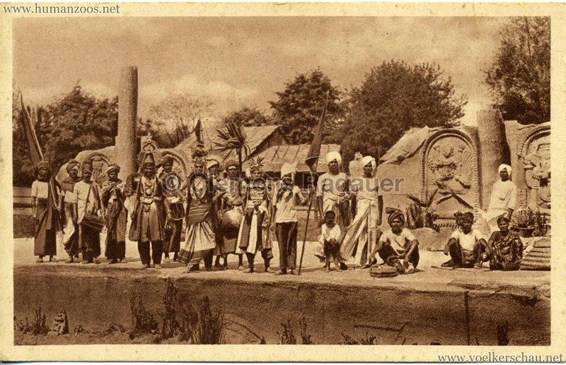 1926 (?) Singhalesen Dorf 7