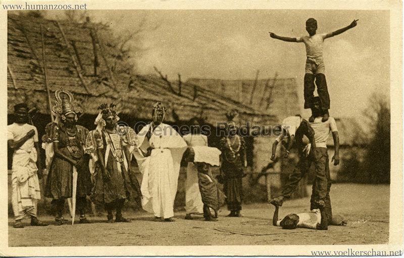 1926 (?) Singhalesen Dorf 8