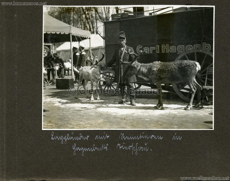 1927 Greiz Hagenbeck Lappländer 2