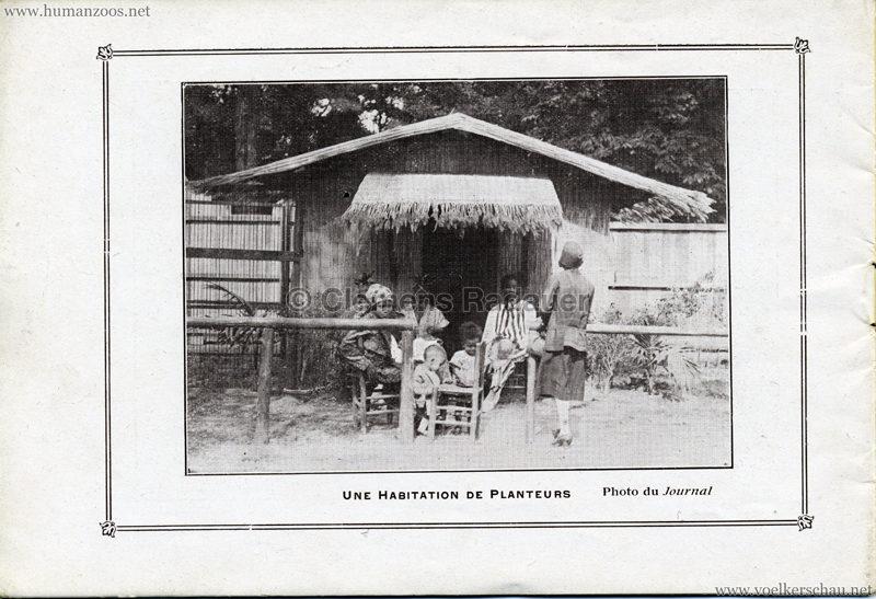 1927 Kermesse Nègre (Jardin d'Acclimatation) - S. 13