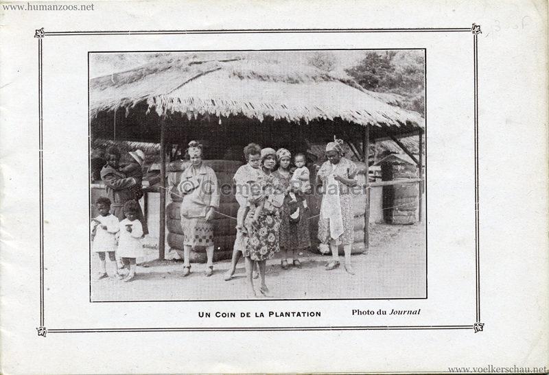 1927 Kermesse Nègre (Jardin d'Acclimatation) - S. 2