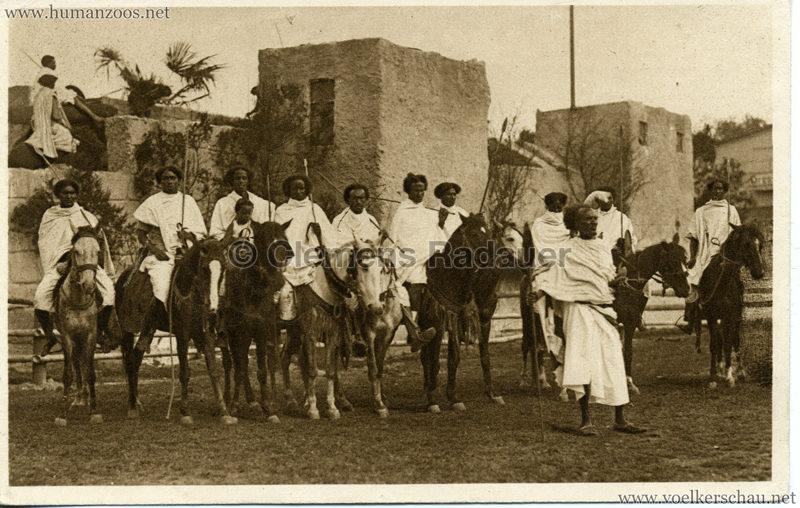 1927 Völkerschau Somali 1
