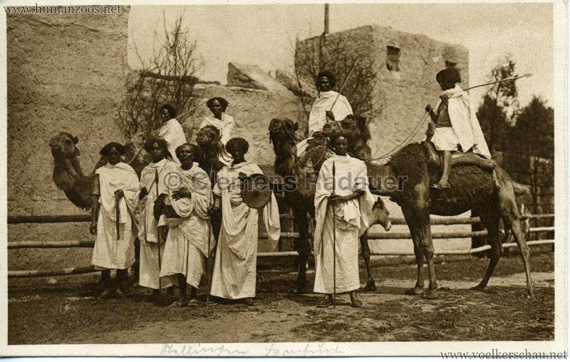 1927 Völkerschau Somali 2
