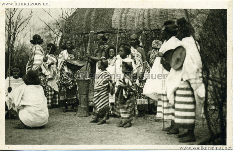 1927 Völkerschau Somali 5