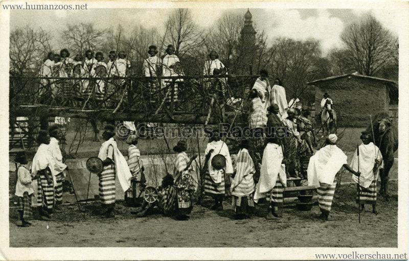 1927 Völkerschau Somali 6