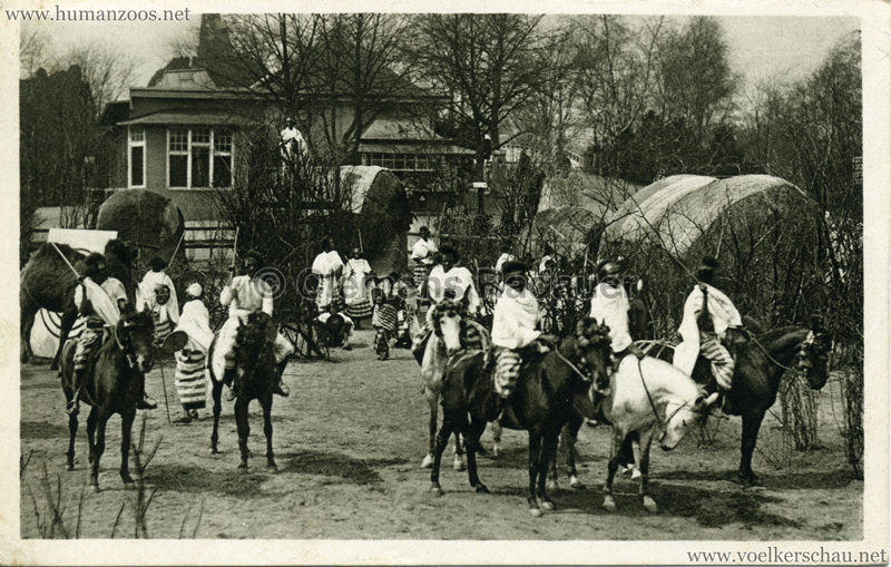 1927 Völkerschau Somali 7