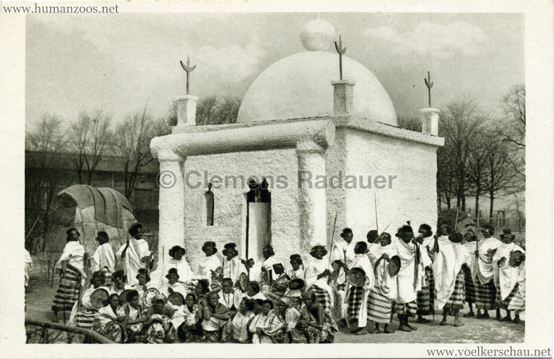 1927 Völkerschau Somali 8