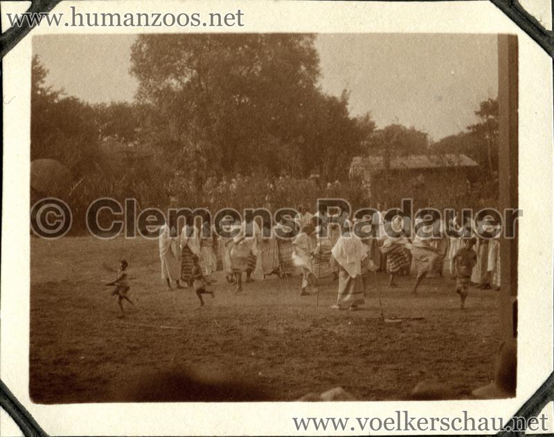1927 Völkerschau Somali Foto 2