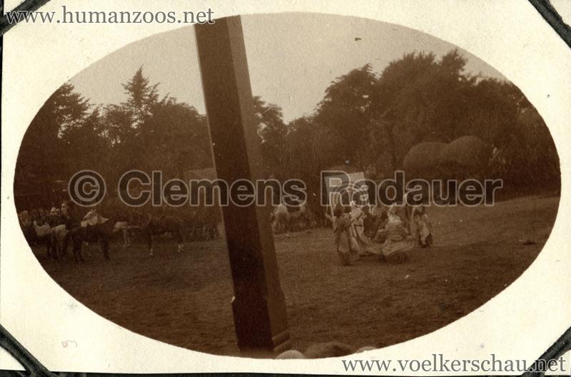 1927 Völkerschau Somali Foto 3
