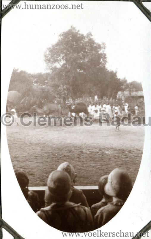 1927 Völkerschau Somali Foto 5