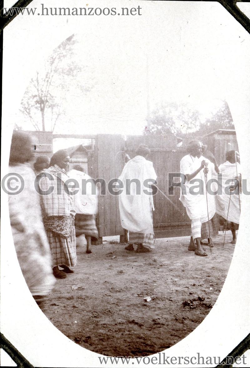 1927 Völkerschau Somali Foto 6