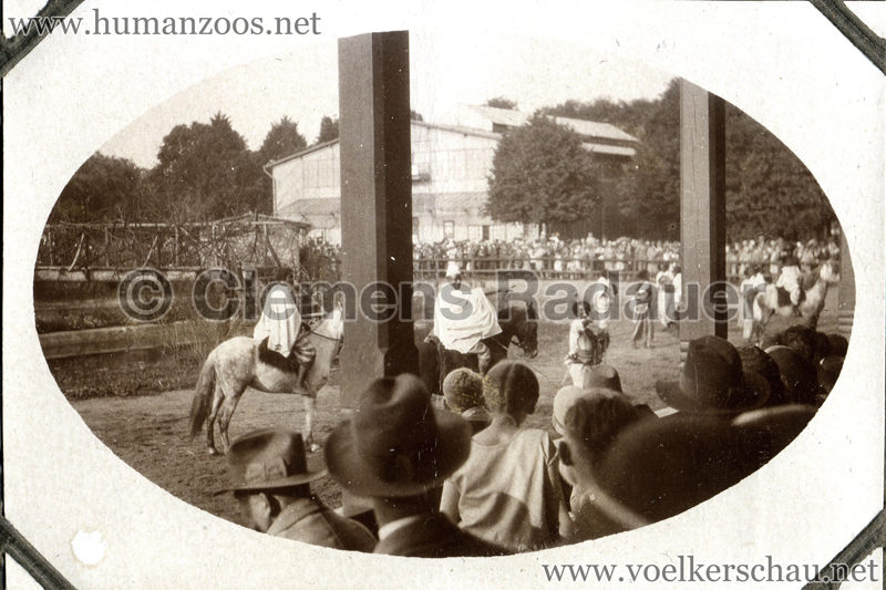 1927 Völkerschau Somali Foto 7