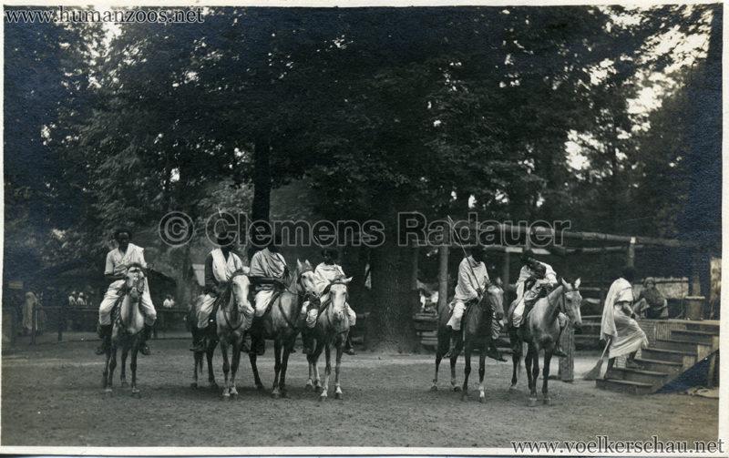 1928 Dresden Zoo - Sommerfest Somali 1