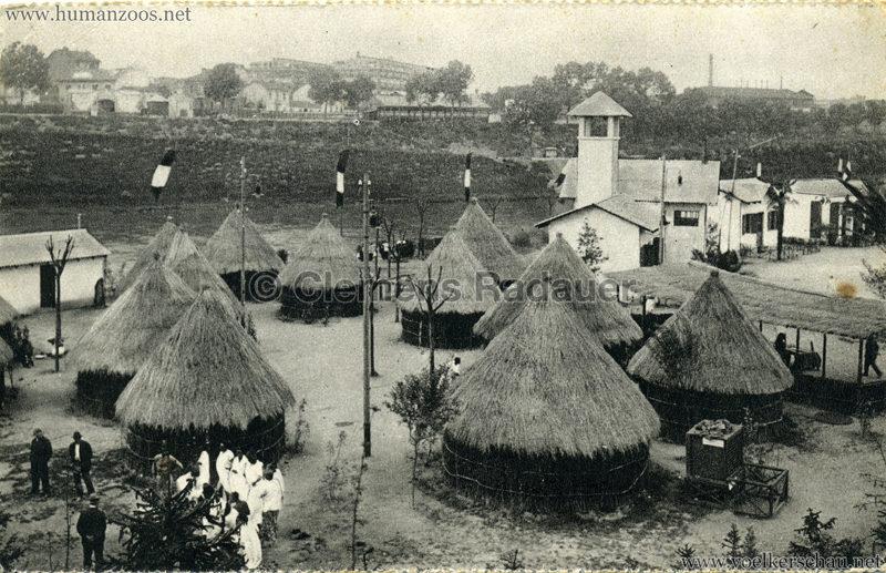 1928 Esposizione Torino - Villaggio Somalo