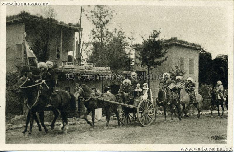1928 Tscherkessen