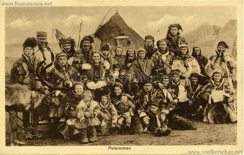 1930 (L. Ruhe's) Polarschau am Münchener Oktoberfest