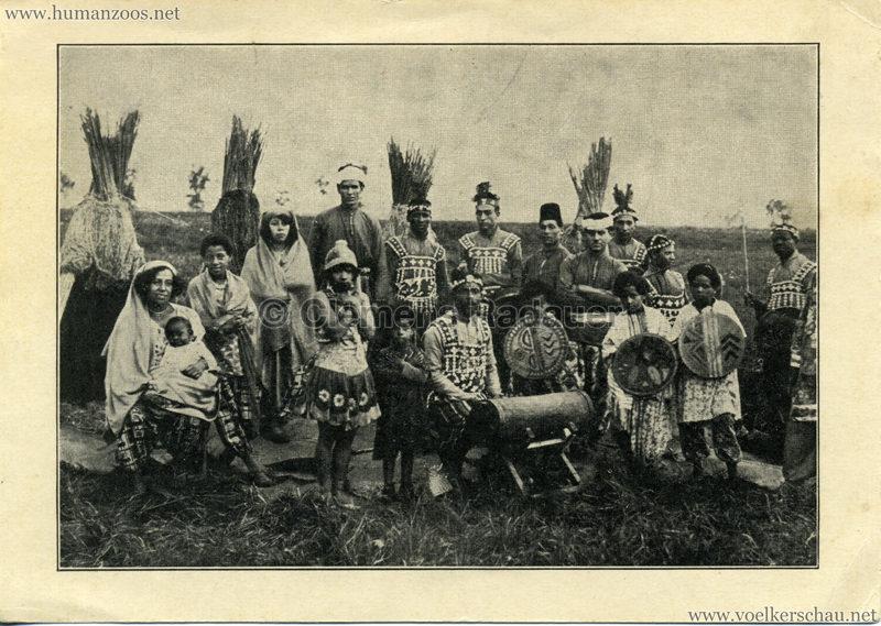 1931 Circus Gleich - Völkerschau 1