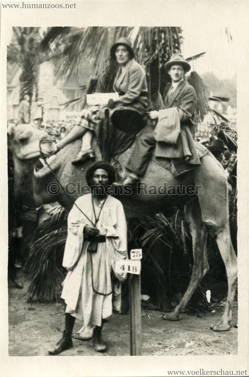 1931 Exposition Coloniale Internationale Paris FOTO 1