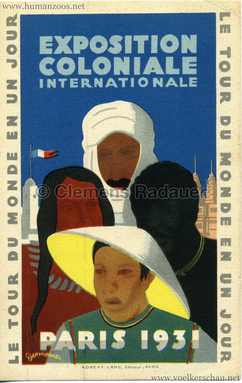 1931 Exposition Coloniale Internationale Paris