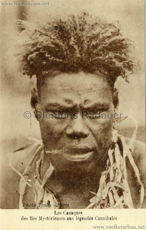 1931 Les Canaques des Iles Mystérieuse aux légendes Cannibales 4