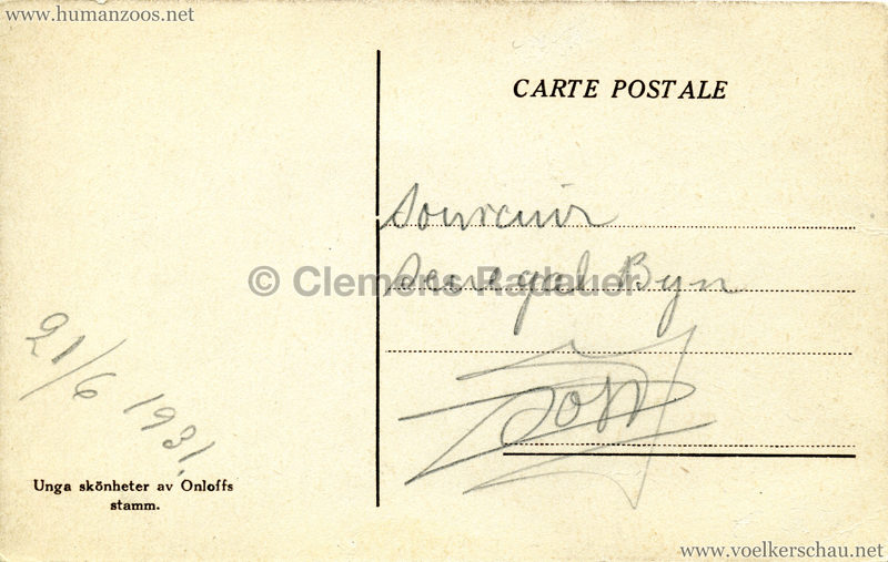 1931 Senegal Byn RS