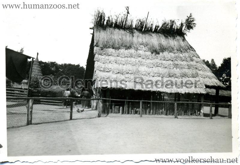 1931 Völkerschau Kannibalen - Foto