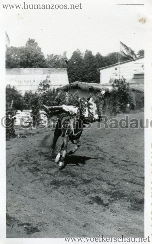 1932 Djigit Kuban Kosaken bei Hagenbeck - Foto 11