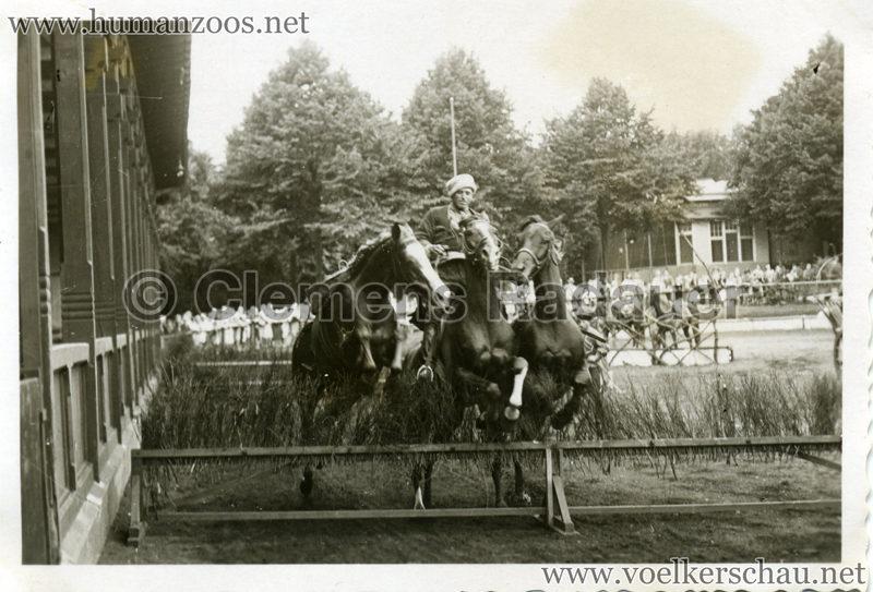 1932 Djigit Kuban Kosaken bei Hagenbeck - Foto 2