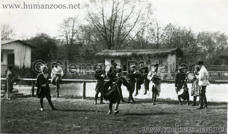 1932 Djigit Kuban Kosaken bei Hagenbeck - Foto 28