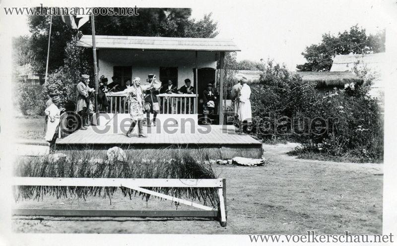 1932 Djigit Kuban Kosaken bei Hagenbeck - Foto 29