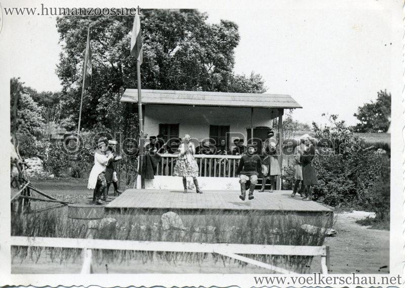 1932 Djigit Kuban Kosaken bei Hagenbeck - Foto 30