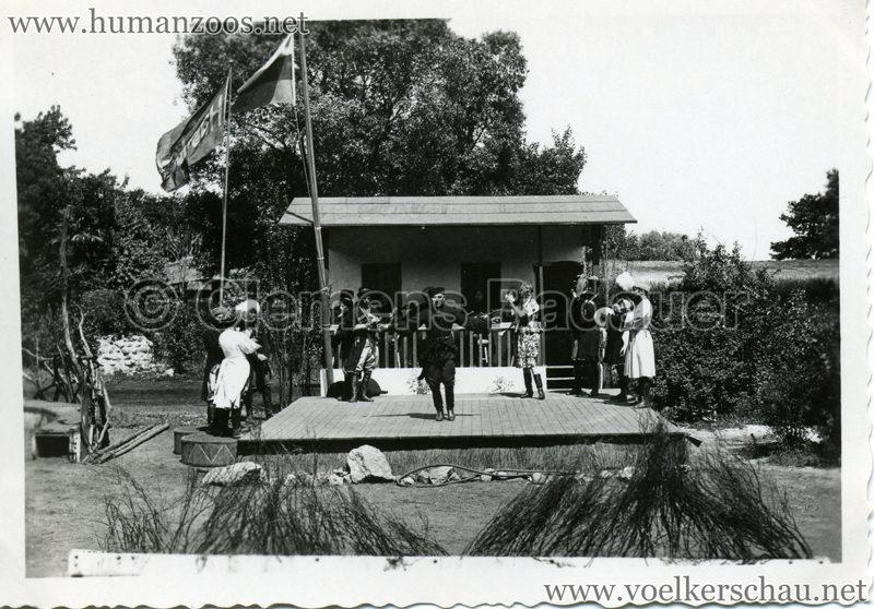 1932 Djigit Kuban Kosaken bei Hagenbeck - Foto 31