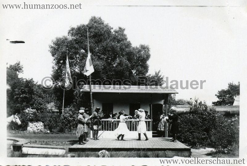1932 Djigit Kuban Kosaken bei Hagenbeck - Foto 32