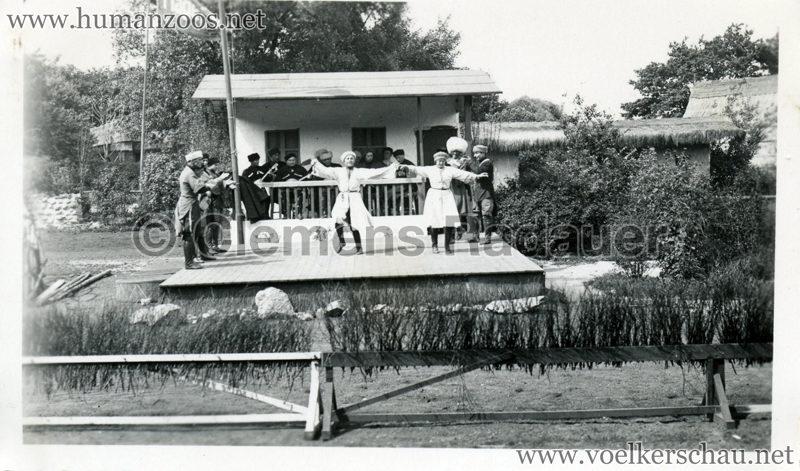 1932 Djigit Kuban Kosaken bei Hagenbeck - Foto 33