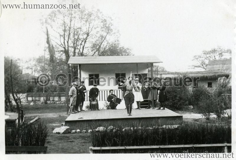 1932 Djigit Kuban Kosaken bei Hagenbeck - Foto 34