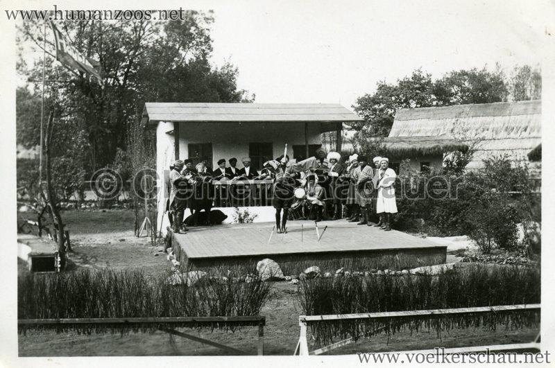 1932 Djigit Kuban Kosaken bei Hagenbeck - Foto 35